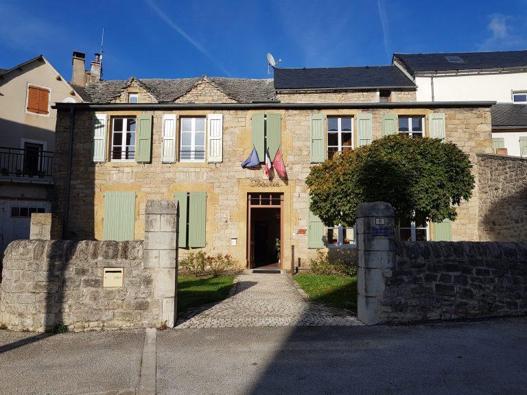 Mairie déléguée de Lapanouse de Sévérac