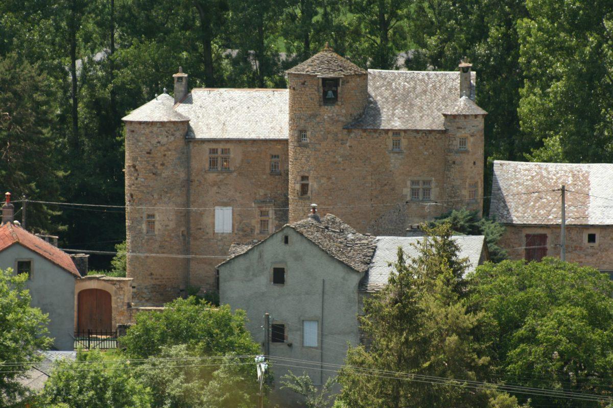 Château de Méjanel, Recoules-Prévinquières
