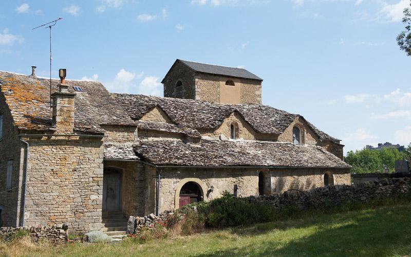 Eglise de Saint-Chély, Sévérac-le-Château