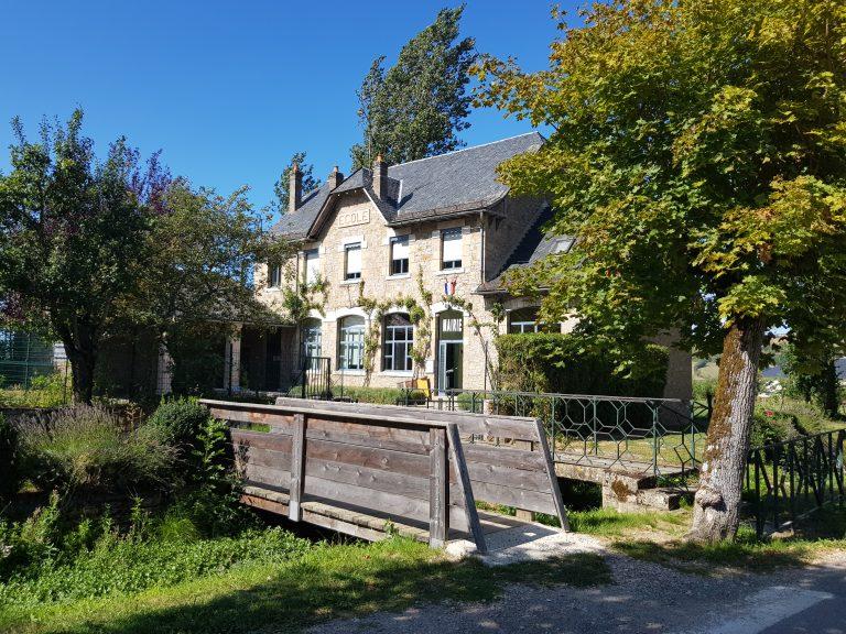 Mairie déléguée de Lavernhe de Sévérac