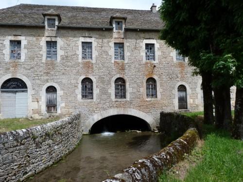 Moulin de la Calsade, Sévérac-le-Château