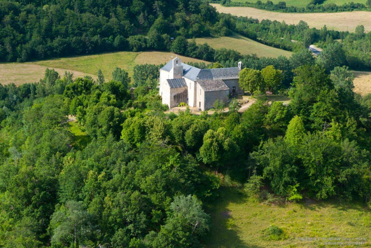 Chapelle de Notre-Dame-de-Lorette, Sévérac-le-Château