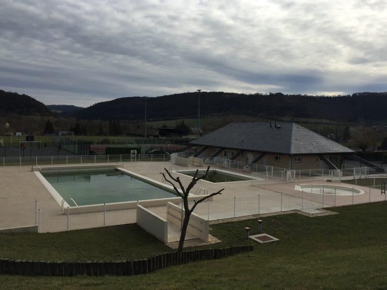 Piscine municipale de Sévérac d'Aveyron
