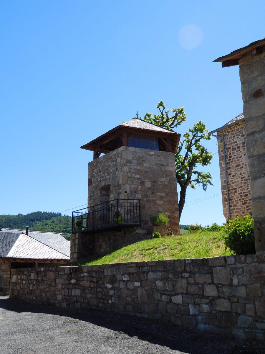 Hameau de Prévinquières, Recoules-Prévinquières