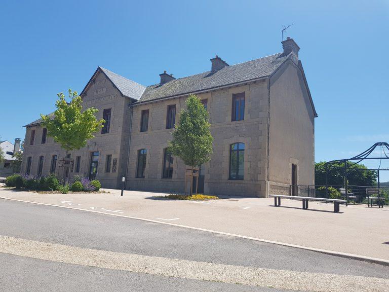 Mairie déléguée de Recoules-Prévinquières