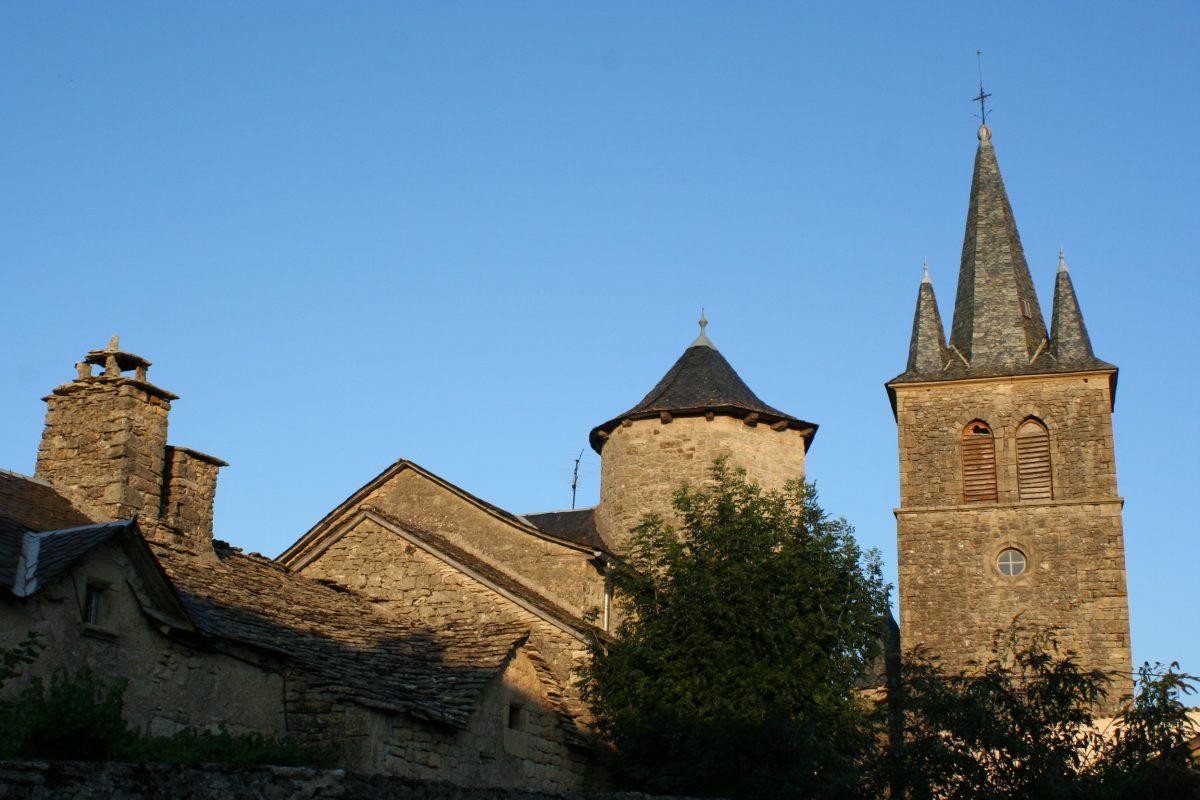 Hameau de Saint-Amans-de-Vares, Recoules-Prévinquières