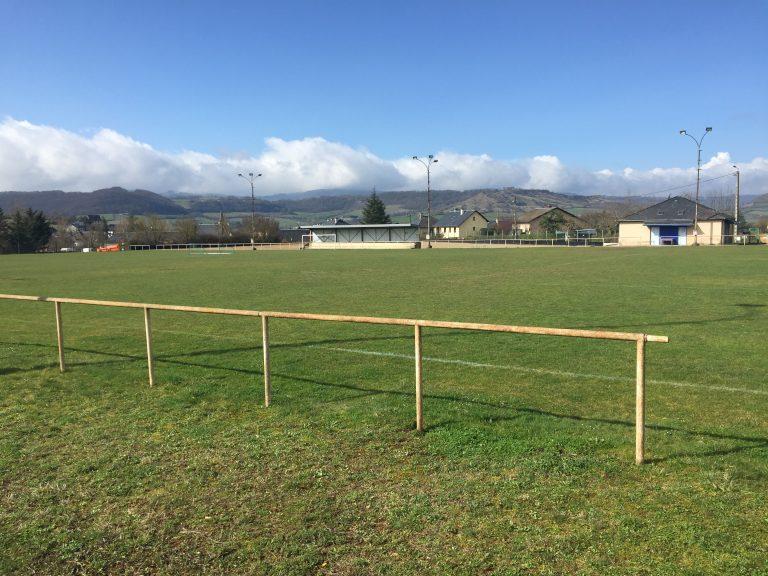 Stade gral Sévérac d'Aveyron