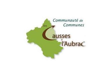 Logo CC des Causses à l'Aubrac
