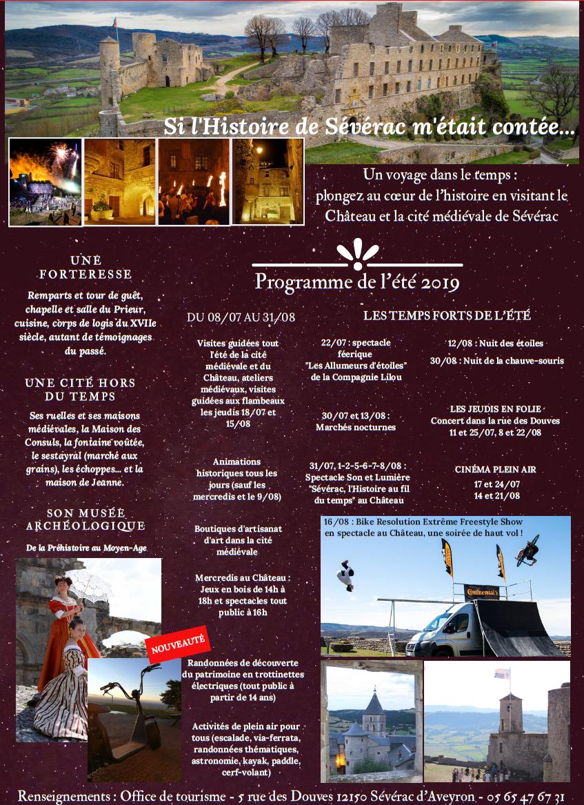 Été 2019 à Sévérac d'Aveyron