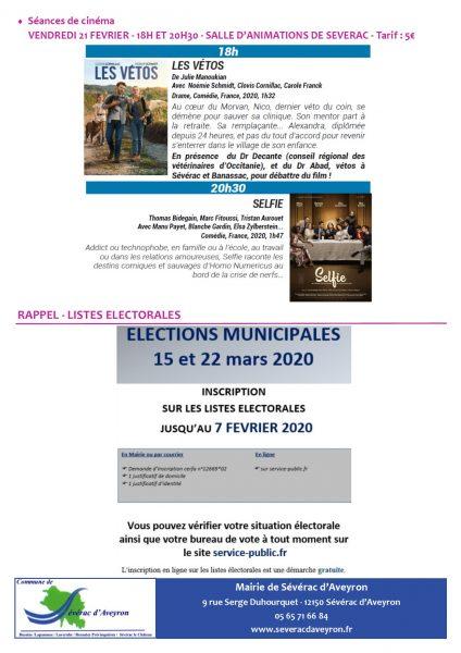 Newsletter2Février2